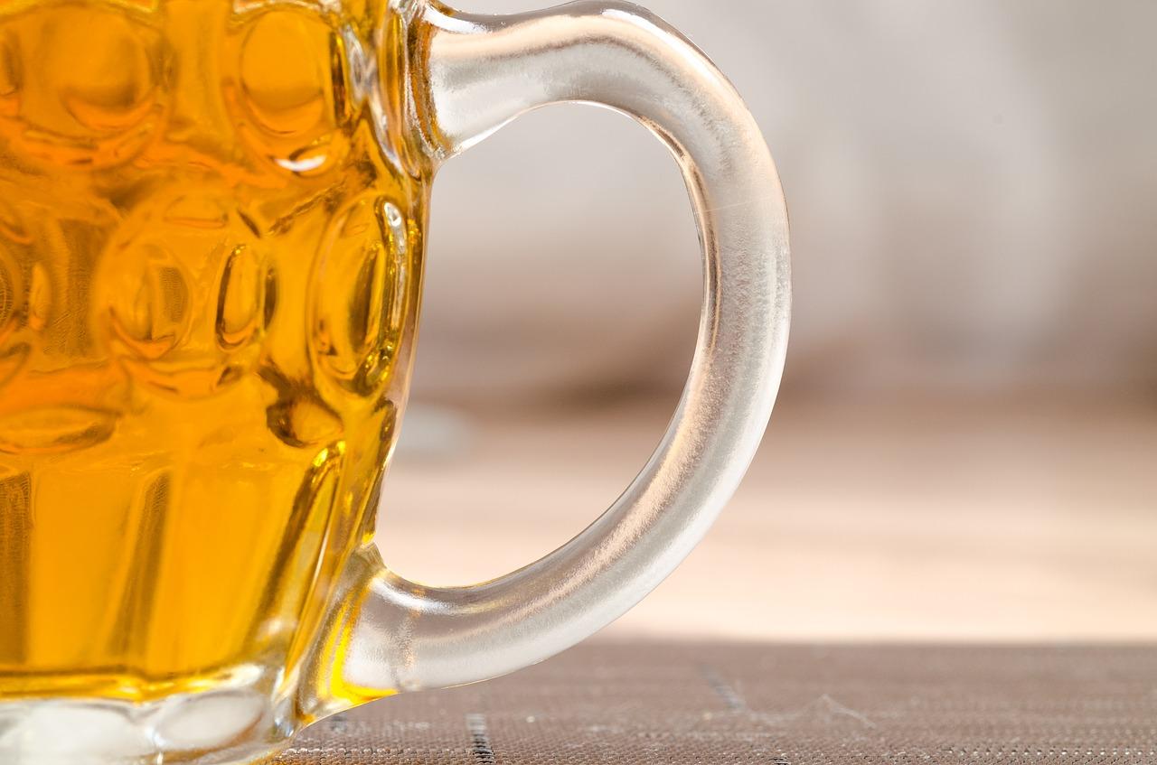 jarron cerveza
