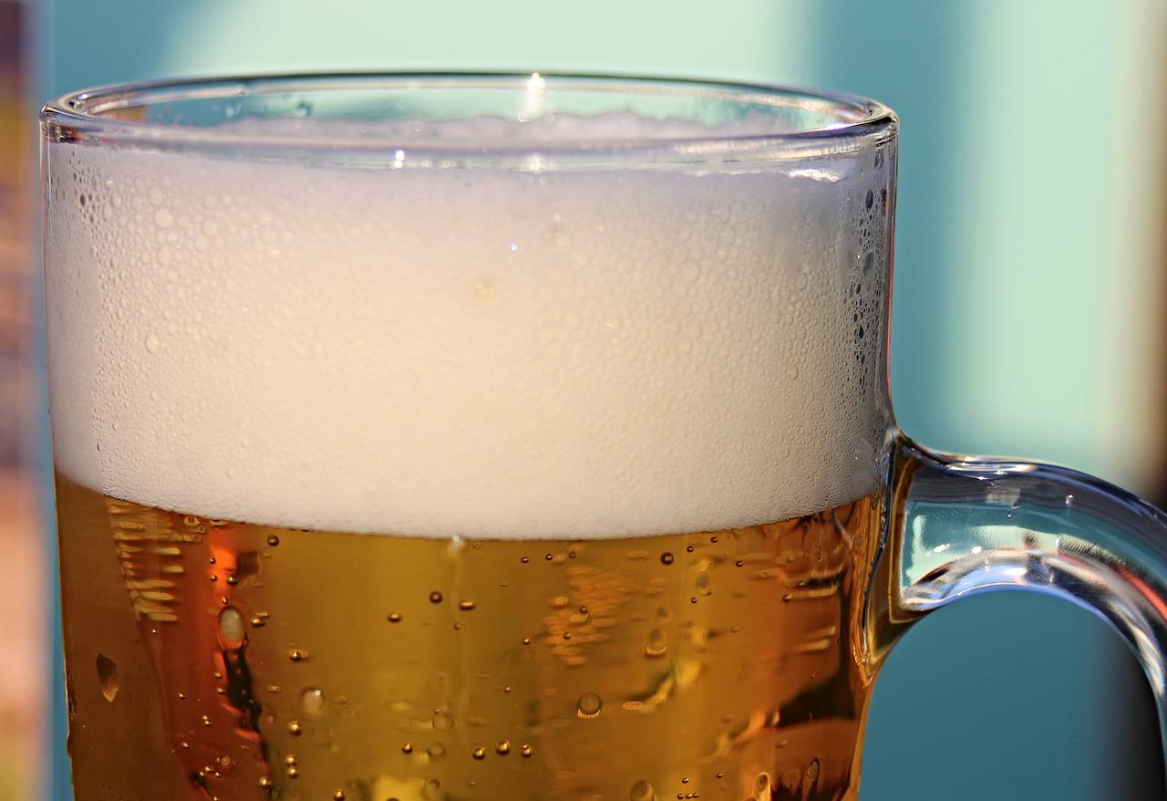fotografia jarra cerveza