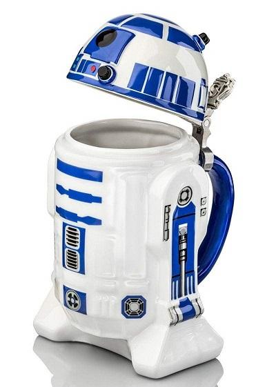 Star Wars Jarra de Cerveza R2D2