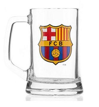 jarra cerveza fc barcelona